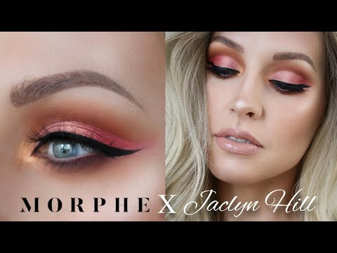 MORPHE X JACLYN HILL VAULT | RING THE ALARM REVIEW + TUTORIAL