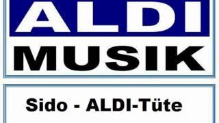 ALDI Musik : # 9  » Sido - ALDI-Tüte «