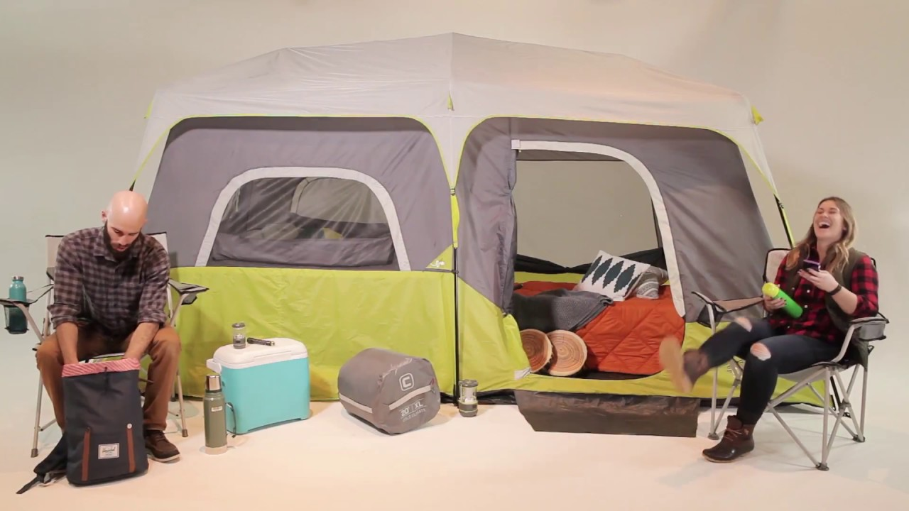new style c3ff1 cea70 9 Person Instant Cabin Tent – Core Equipment