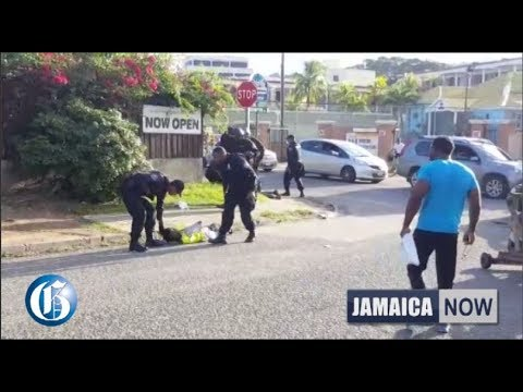 JAMAICA NOW: Gangster Shot At Spartan...Holness Under Fire Over Acting Chief Justice...NWA Debt