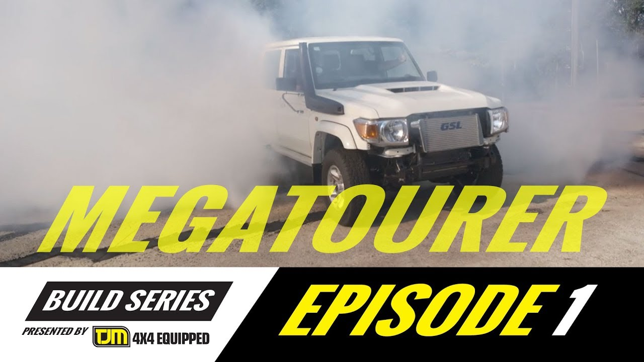 Patriot Campers LC79 6X6 Megatourer Build Series - Episode 1