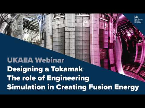 Designing A Tokamak; The Role Of Engineering Simulation In Creating Fusion Energy