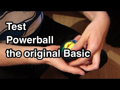 powerball test