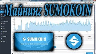 Майнинг SUMOKOIN на видеокартах AMD RADEON RX550