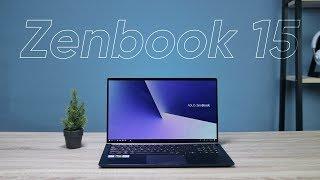 Zenbook 15 UX533 - Quá nhiều ưu điểm ĐÁNG MUA!!!