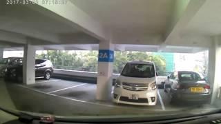 油麻地多層停車場(入)