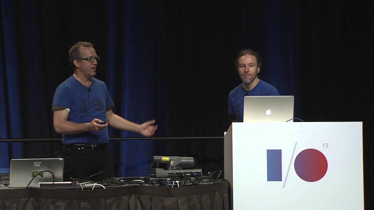 Google I/O 2013 - High Performance Audio