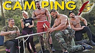 Fitness VS Camping