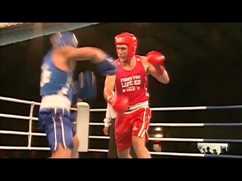 Fight For Life 2015 James Burt Vs Pepene Hoepo