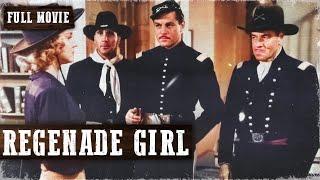 RENEGADE GIRL | Ann Savage | Full Length Western Movie | English | HD | 720p