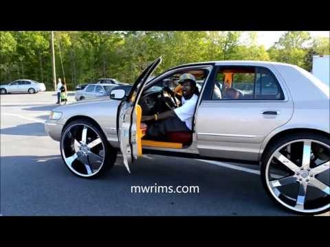 grand marquis crown vic on 30 rims stuntfest union south carolina 2013 union dragway youtube grand marquis crown vic on 30 rims