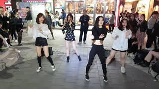 시그니처(Signature)/ The Boots-구구단(Gugudan) 20191011 홍대(HongDae)…