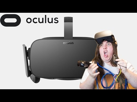 How To Set-up The Oculus Rift Consumer Version