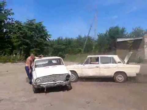 Latvian VAZ crash FAIL