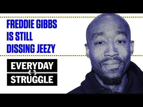 Freddie Gibbs Is Still Dissing Jeezy | Everyday Struggle