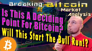 The Future of Bitcoin Depends Upon Just THIS ONE Candle!  Breaking Bitcoin Market Update - Live