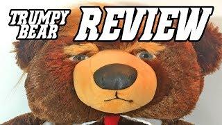 Trumpy Bear Reviews!  Is it Real? Trumpy Bear Commercial Hoax?