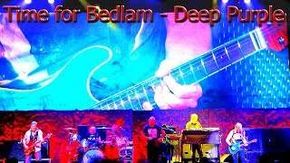 Time for Bedlam (Brand New Song!) - Deep Purple @ Blossom Music Center, 09.09.2017 (live concert)