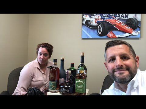 LIVE Liquor Store Podcast Ep. 4 Old Forester Birthday!