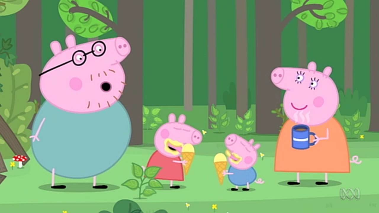 Peppa Pig Fish | Peppa Pig The Fish Pond 48 Episode 4 Season Hd Youtube