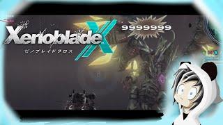 Xenoblade Chronicles X : Telethia + Pharsis Max Damage Skell Build - Panda Frost