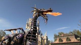 Full Festival of Fantasy Parade at Disney