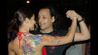 """TV CANAL A"" Jorge Muscia ~ Gisela Vidal ""Fileteado Porteño Y Tango"""
