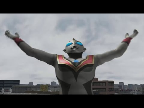 Ultraman FE3 Story 13 - ULTRAMAN TIGA Vs EVIL TIGA S-RANK ★Play ウルトラマン FE3