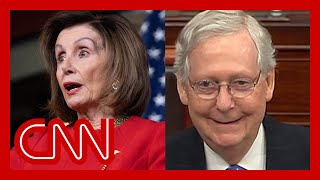 McConnell scoffs at Pelosi's impeachment move The Senate is at an .impasse. about setting the rules of the impeachment trial of President Donald Trump, Senate Majority Leader Mitch McConnell said ..., From YouTubeVideos