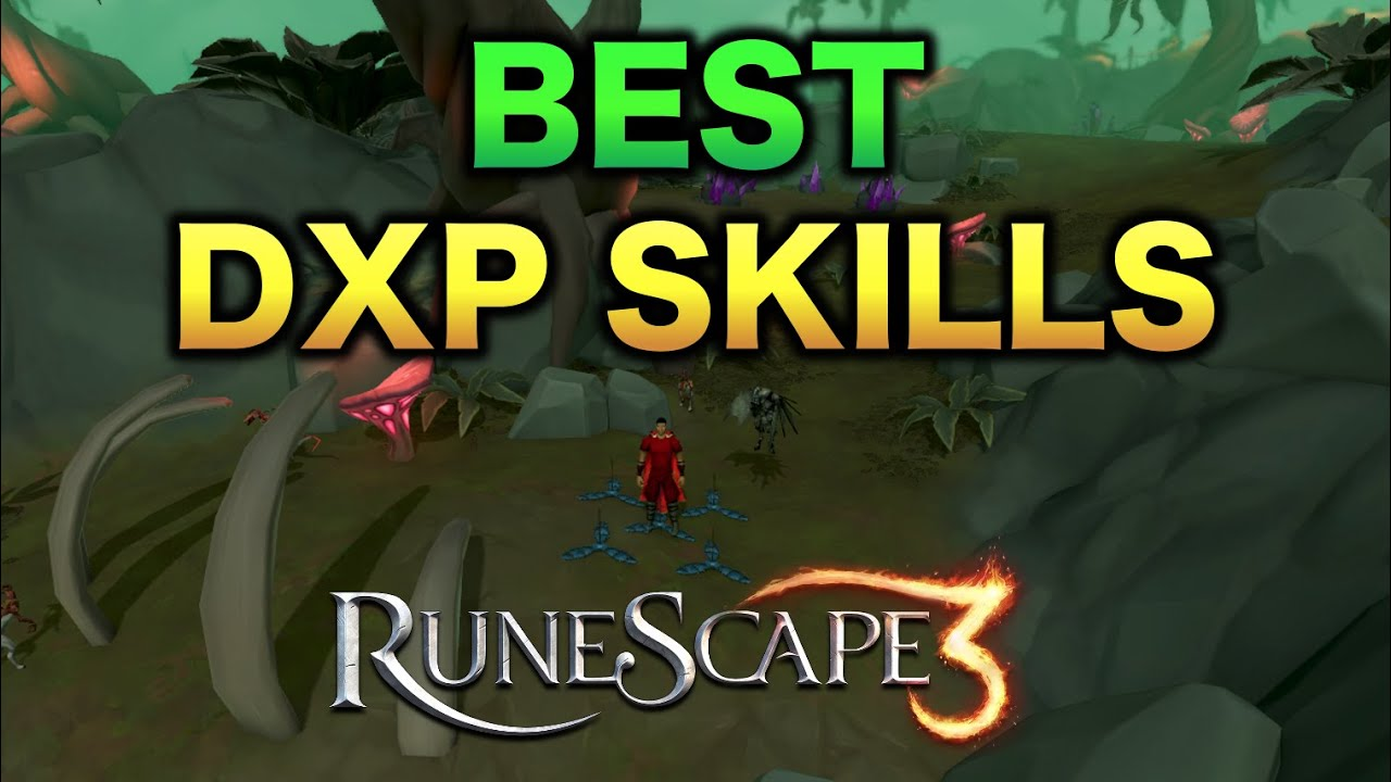 Download Best Skills to Train on DXP | RuneScape 3