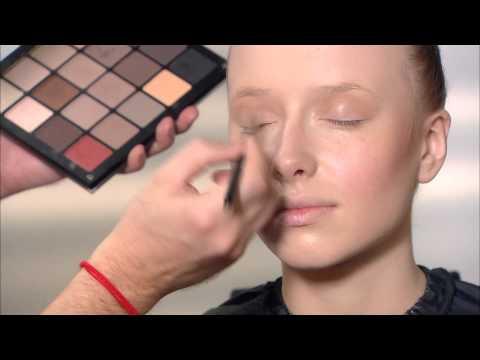Мастер-класс по макияжу INGLOT от известного визажиста Дениса Карташева