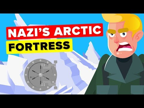Why Did The Nazis Have A Secret Base in the Arctic?