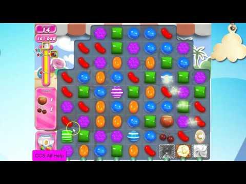 Candy Crush Saga Level 1639 NO BOOSTERS