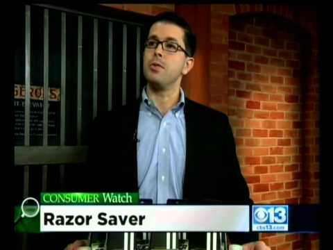 Razor Saver on Good Day Sacramento  ( Short version )