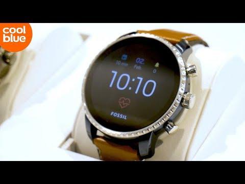Đồng hồ thông minh Fossil Group và những chiếc smartwatch thế hệ mới