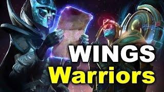 Wings vs Warriors Gaming Unity - TI6 Champions - Boston Major Dota 2