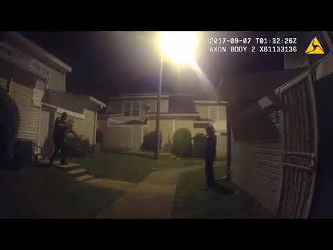 OIS Body Worn Camera footage   Suggs
