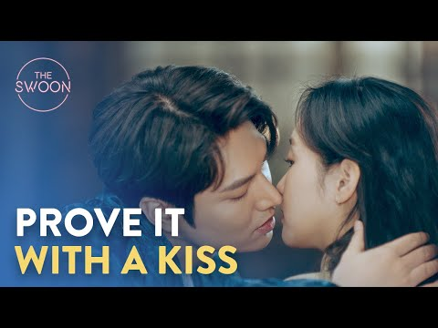 Lee Min-ho persuades Kim Go-eun with a kiss | The King: Eternal Monarch Ep 5 [ENG SUB]