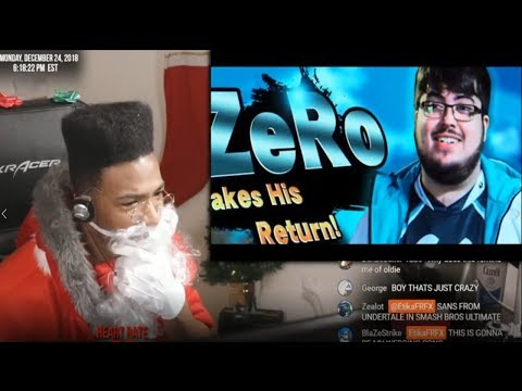 ETIKA REACTS TO THE ULTIMATE SUPER SMASH BROS. CYPHER 2018 thumbnail