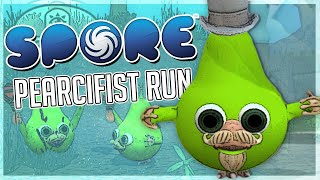 Conquering The World as a Pear in Spore