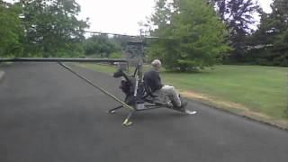 Mosquito launch
