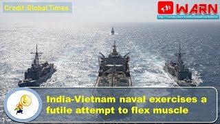 Baixar India-Vietnam naval exercises a futile attempt to flex muscle