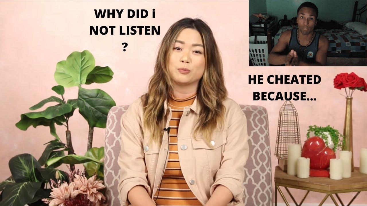 REACTING TO WOMEN CHEATING STORY!! :( - YouTube