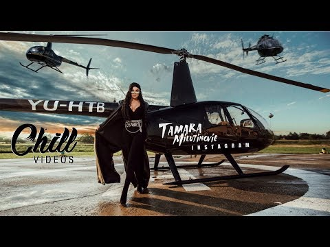 TAMARA MILUTINOVIĆ - INSTAGRAM (OČI KAŽU) - (Official Video 2019)