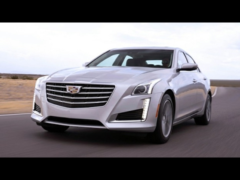 "2017 Cadillac CTS Luxury: Review & Vlog... Why I Chose ""La Flama Blanca"""