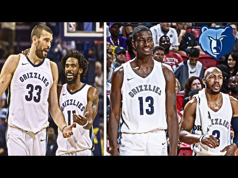 The Reason Why The Memphis Grizzlies Will Surprise The Entire NBA