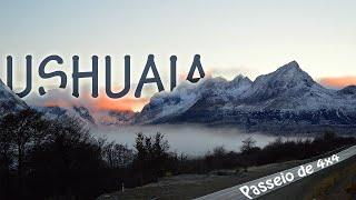 Ushuaia - Passeio de 4x4 e Churrasco!
