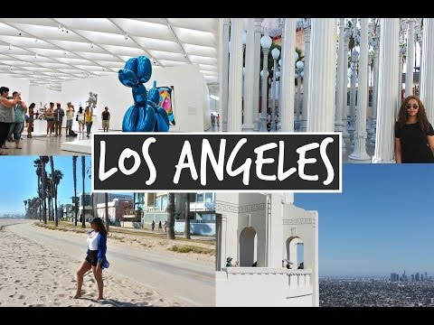 LOS ANGELES Summer 2016 - Things To Do In LA