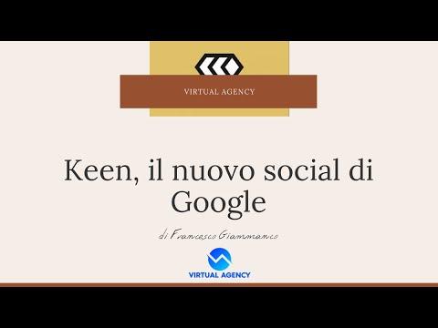 Keen di Google, la nuova piattaforma social