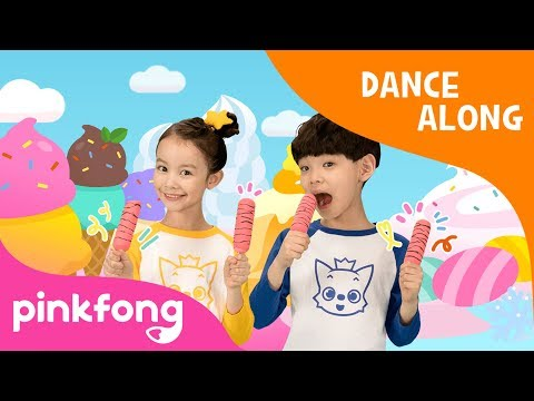Ice Cream Song | Dance Along | Pinkfong Songs for Children